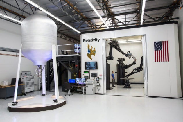 3-D Printing Startup has Eye on the Sky