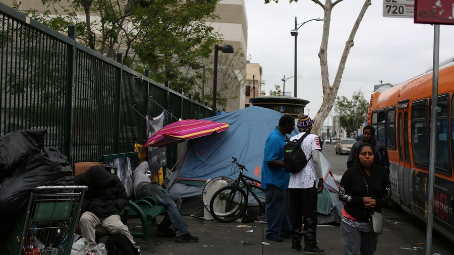 UN Report on US Poverty Puts the Blame on Politics