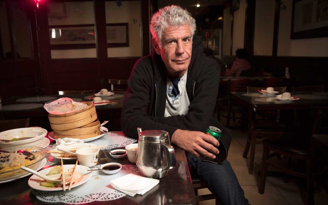 Anthony Bourdain: a Legacy of Food, Culture, and Travel
