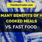 benefits of home cooked meals vs fast food