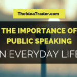 importance of public speaking in everyday life