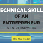 technical skills of an entrepreneur